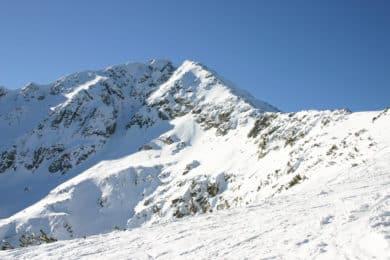 Bansko ski touring Pirin Mountains