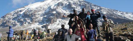 Climbing Kilimanjaro via Lemosho Route