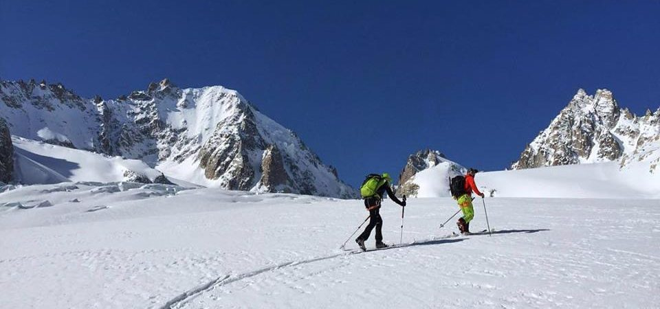 Freeride and Backcountry skiing in Valais
