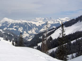 Bamberger hütte 2-day ski tour (Kitzbuhel area)