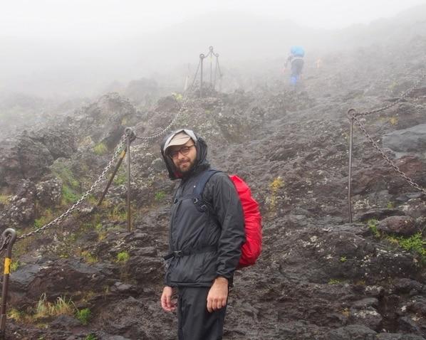 Climb Mt Fuji