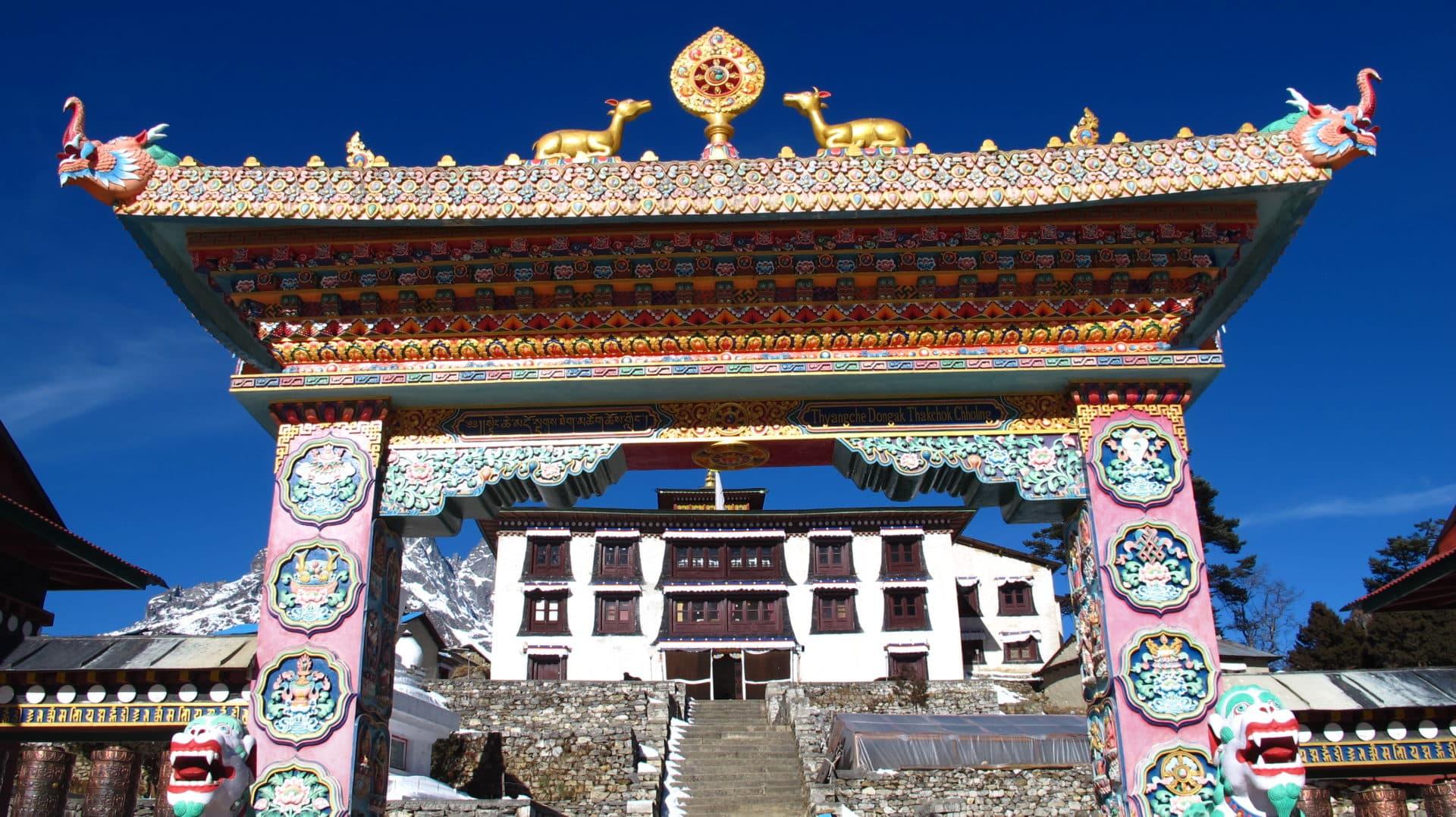 Tengboche Monastery, Nepal, 11 Day Guided Trek