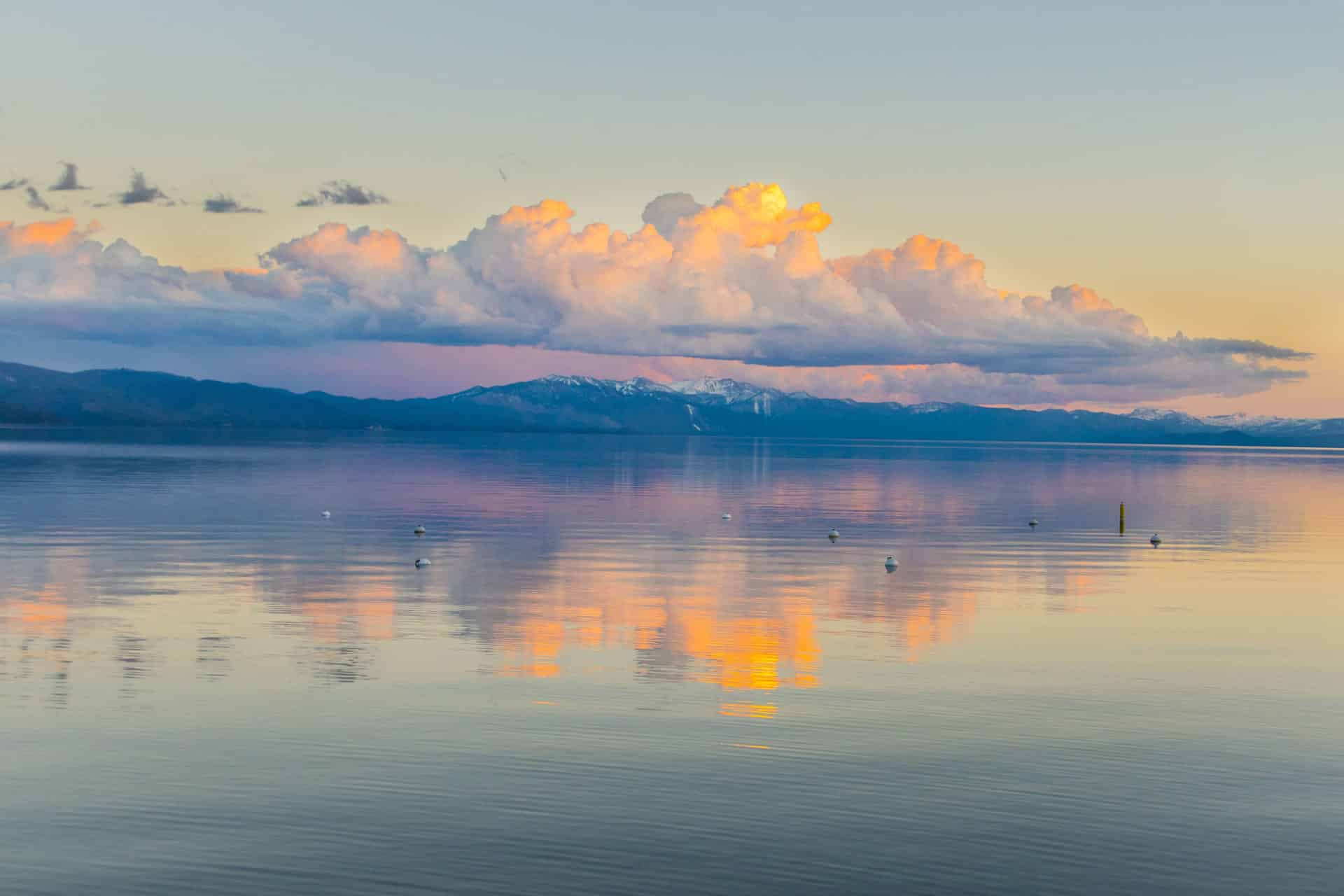Lake Tahoe, Advanced Pedal, Paddle Adventure