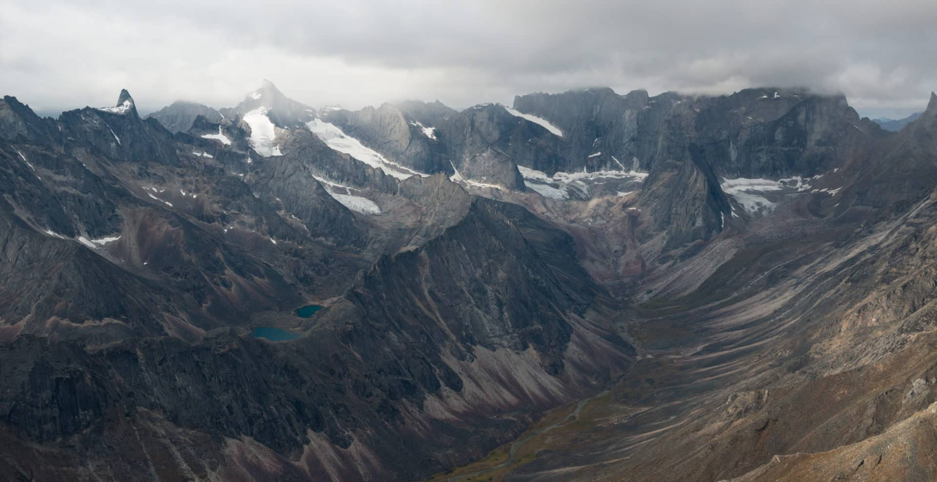 Arrigetch Peaks, Alaska, 10 Day Guided Hiking Tour
