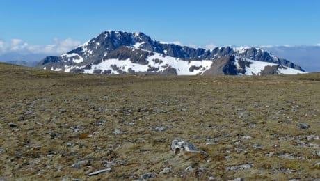 Scottish HIghlands climbing