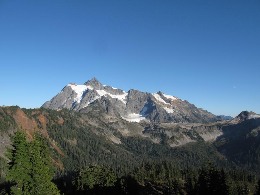 3-day Mount Shuksan climb (via Fisher Chimneys)