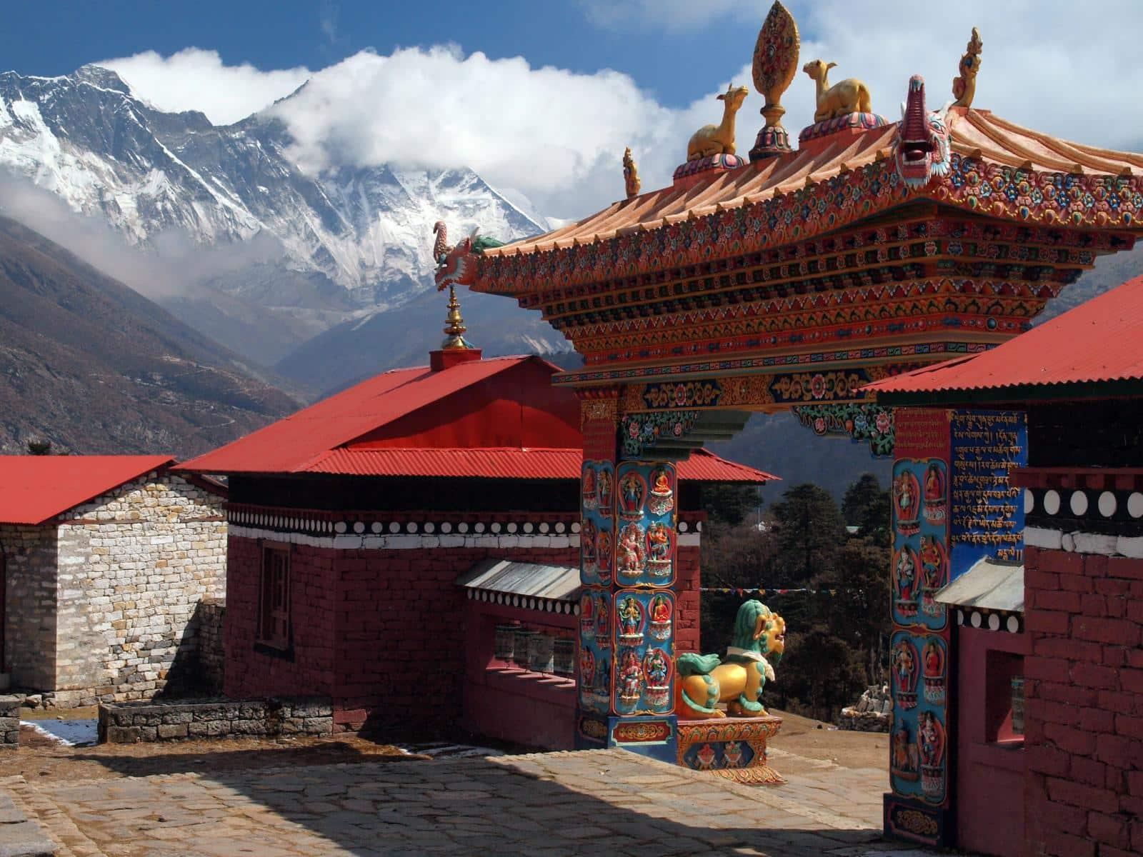 Tengboche Mani Rimdu Festival, 14 Day Guided Trek