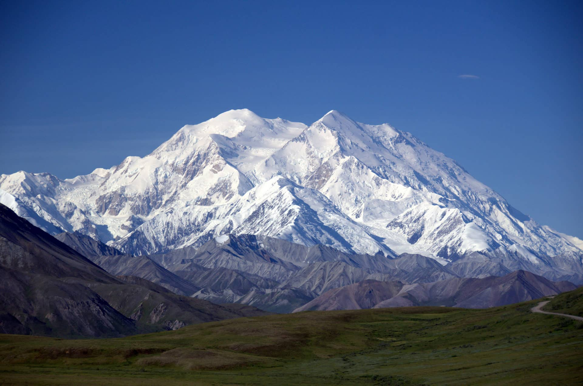 Denali National Park, Alaska, 7 Day Guided Ski Tour