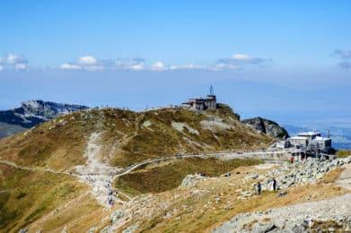 Western Tatras 7-day guided hut to hut hiking tour