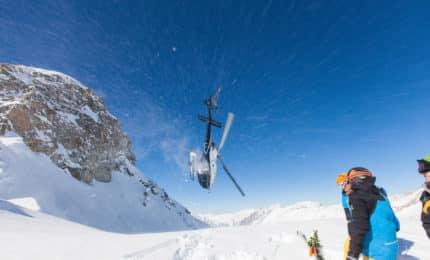 Elbrus heliskiing trip, Caucasus Mountains