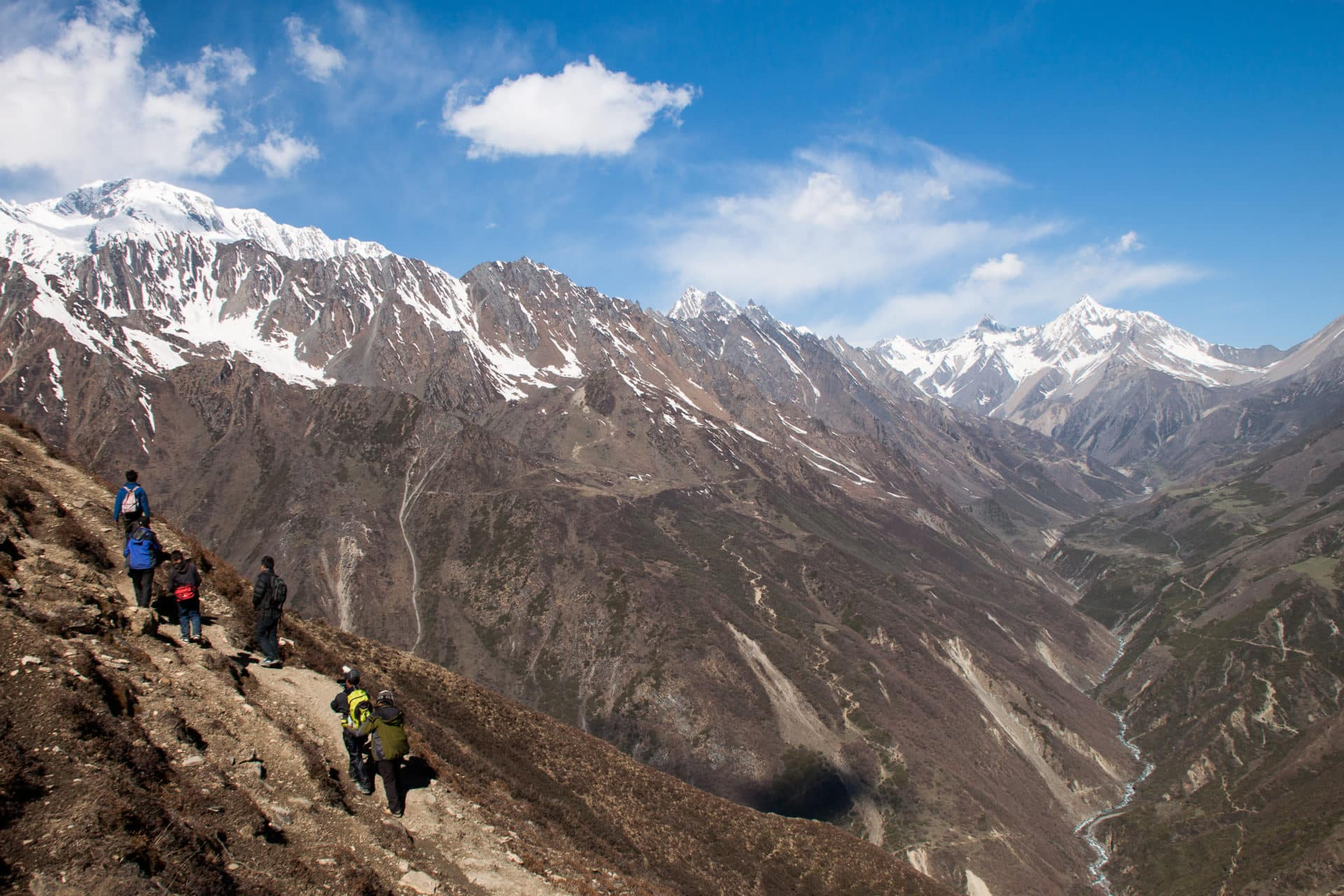 20-day Tsum Valley Trek in Nepal