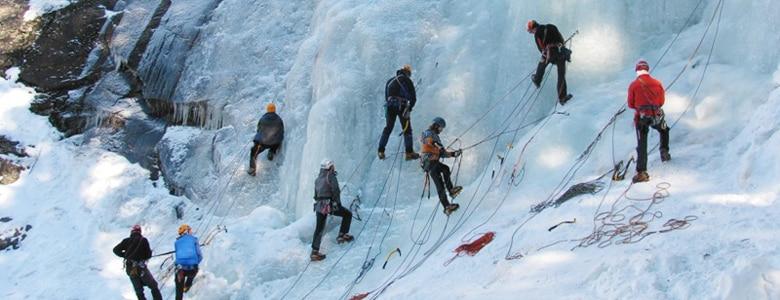 High Tatras, Slovakia, Guided Ice Climbing