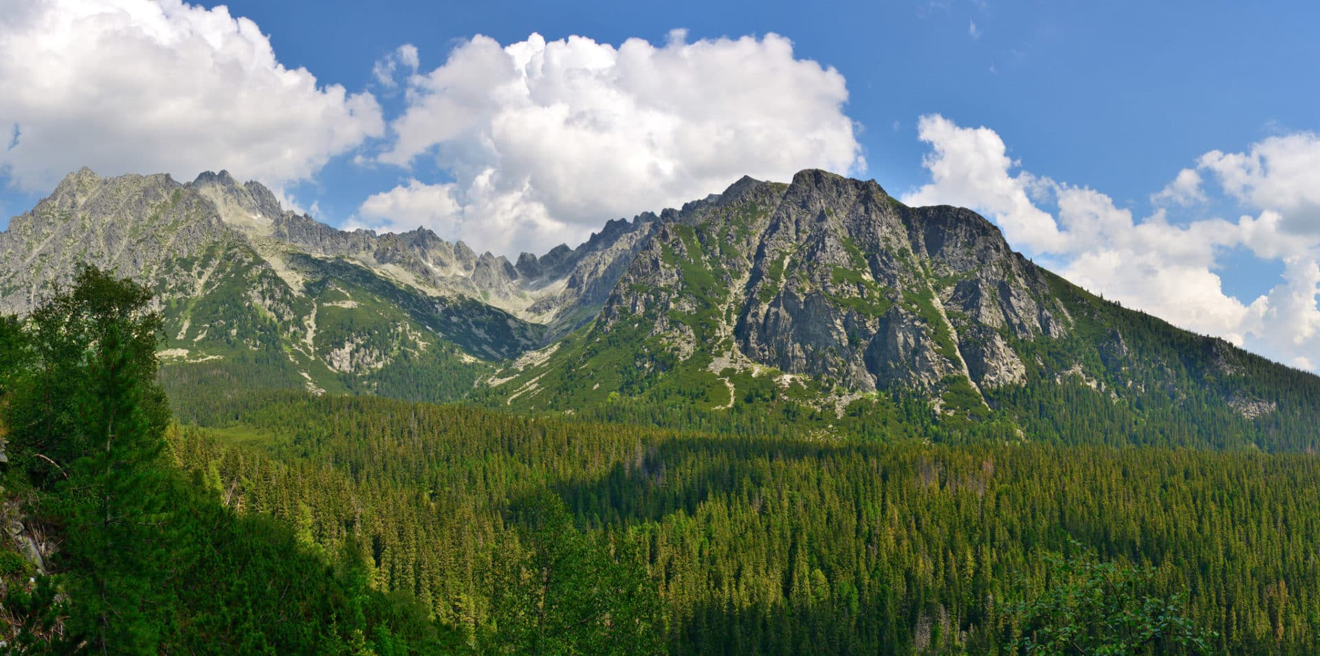 1-day ascent of Ilha v Ostrove, High Tatras