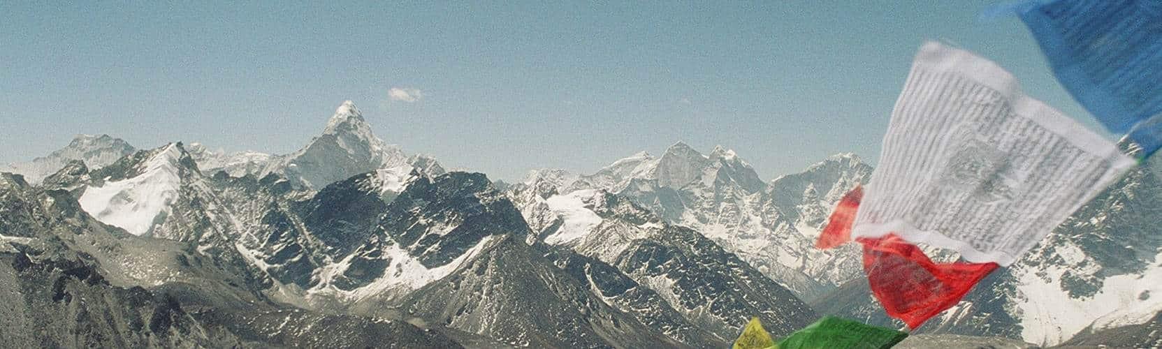 Jiri Everest Trek, 23-day program