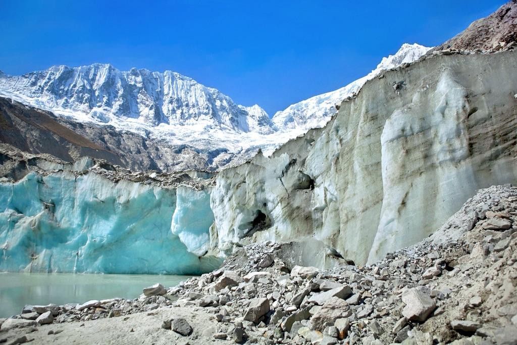 2-day Vallunaraju Mountain ascent in Peru