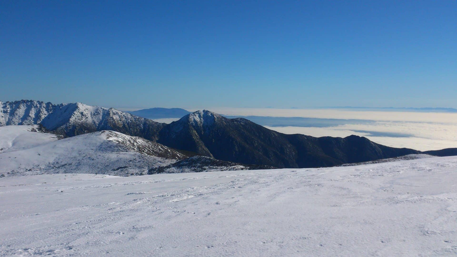 1-day hike to Morezón Peak in Gredos