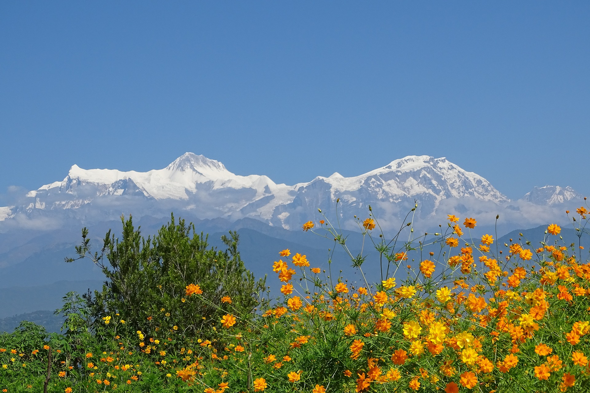 20-day Mount Api Trek in Nepal