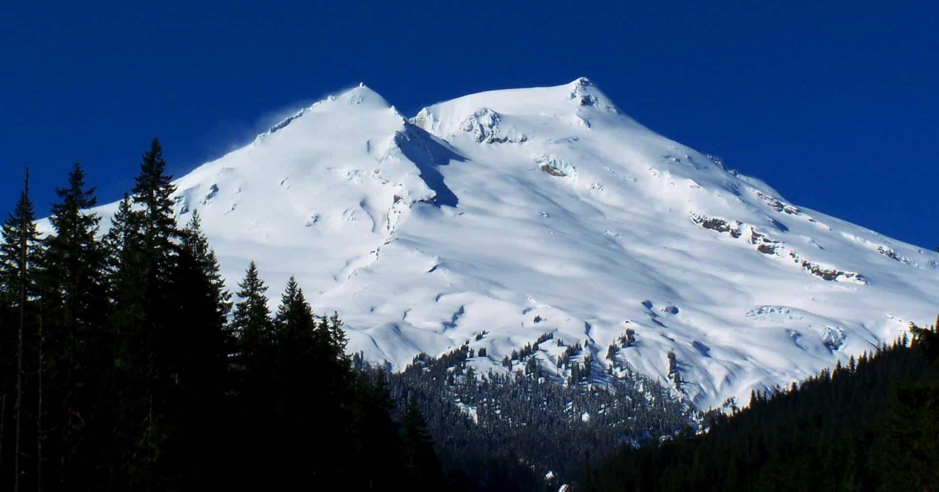 2-day Mt. Baker ski mountaineering program