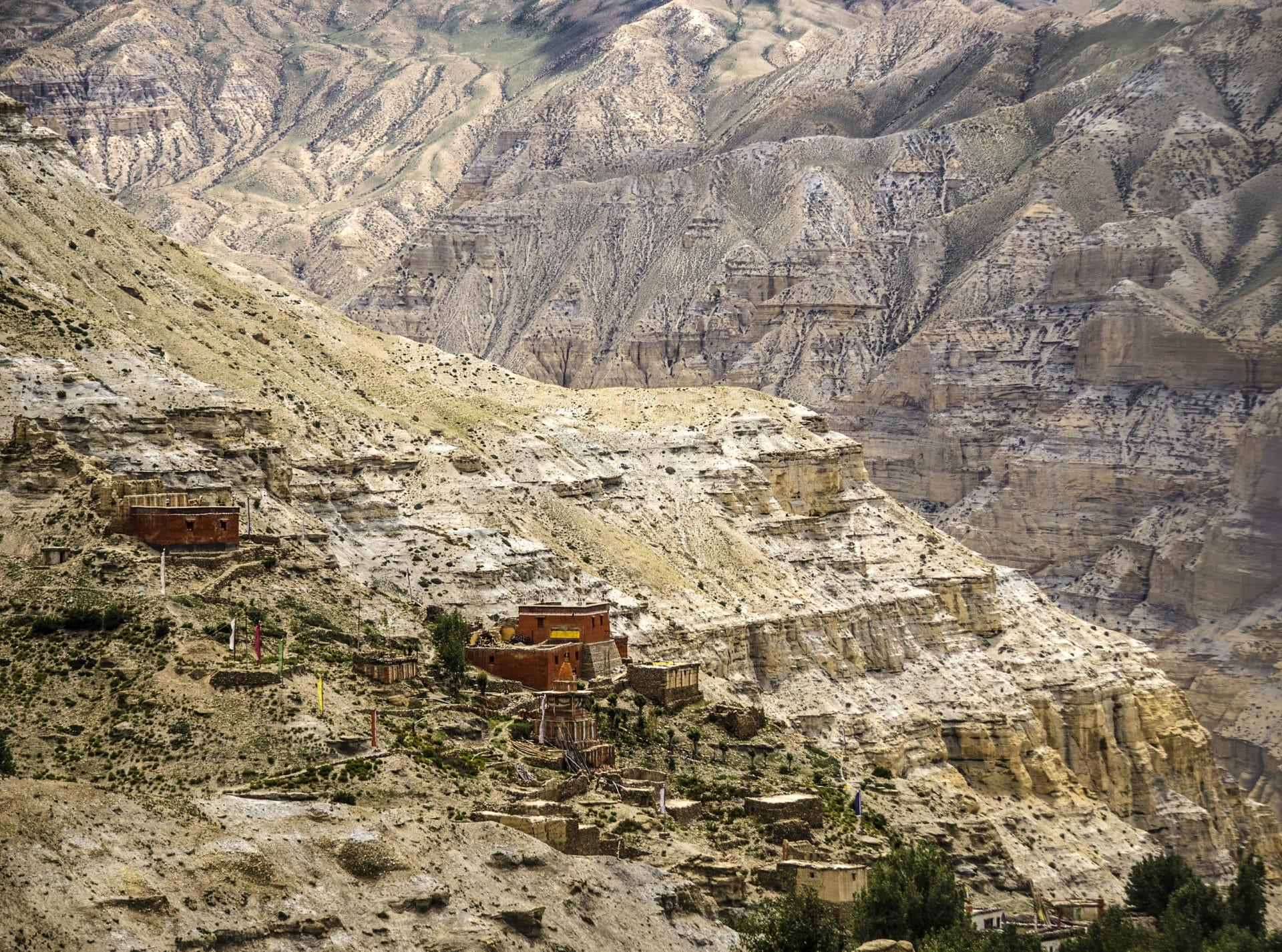 31-day trek in Teri-La Pass, Nepal