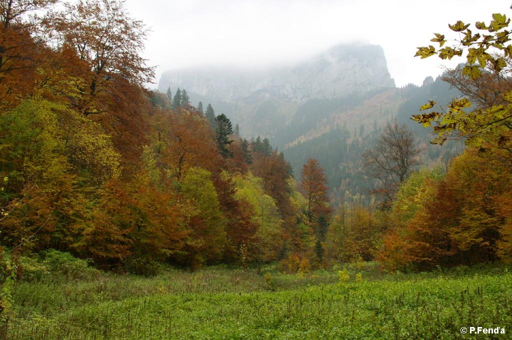 Climbing Ganek a Rumanov in the Tatras