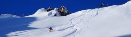 Sonnblick ski touring