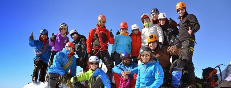 Gerlachovský štít (Gerlach) guided winter ascent