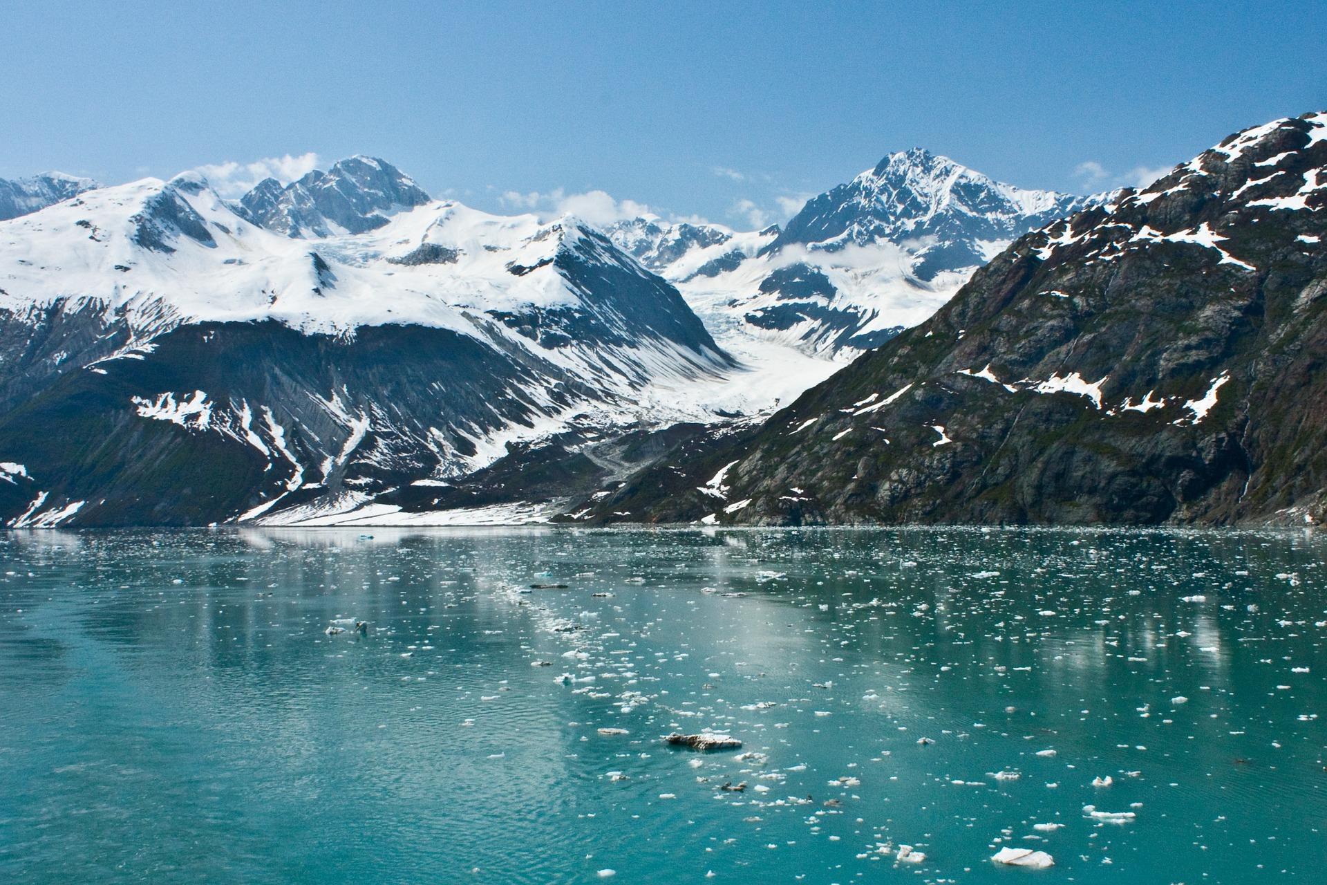 5 days kayaking in Glacier Bay