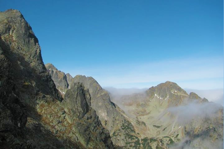 1-day ascent to the Kezmarsky in the High Tatras