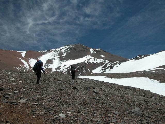 Mercedario and La Ramada Expedition in The Andes