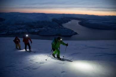 Winter mountain destinations: Norway