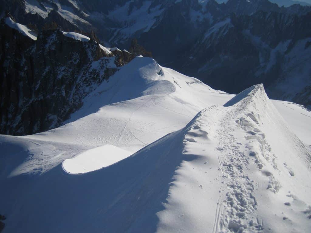 Mont Blanc Climb: Facts & Information. Routes, Climate, Difficulty, Equipment, Cost