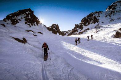 ski tour les encantats