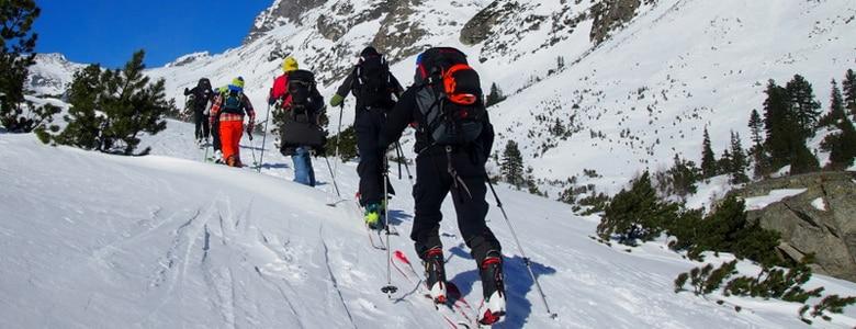 High Tatras 3-day ski touring course