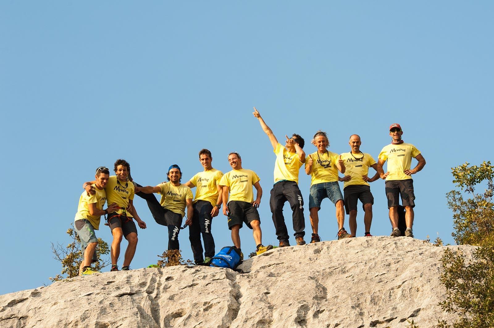 Mauro Girardi IFMGA Team