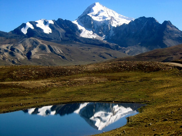 Andes, Huayna Potosí