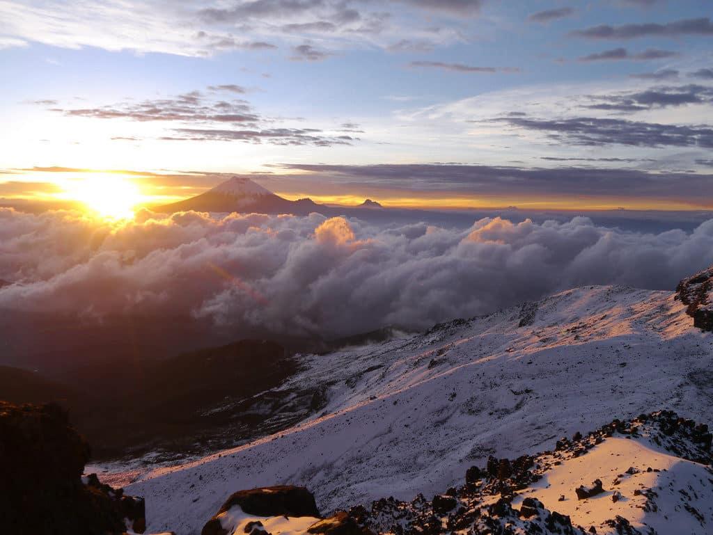 Andes, Illiniza