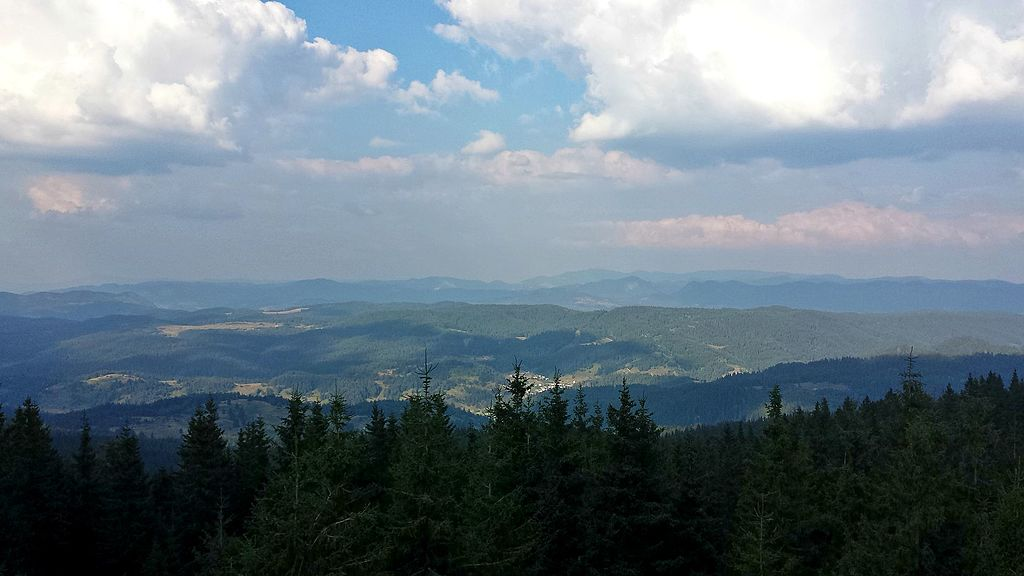 7-day hike in the Eastern Rhodope Mountains, Bulgaria