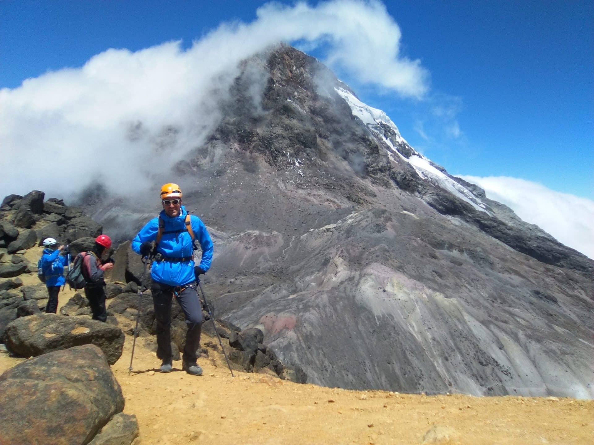 2-day ascent to Iliniza North