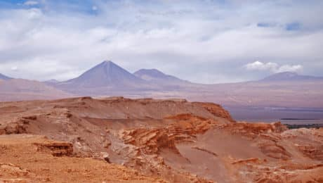 bike riding in San Pedro de Atacama