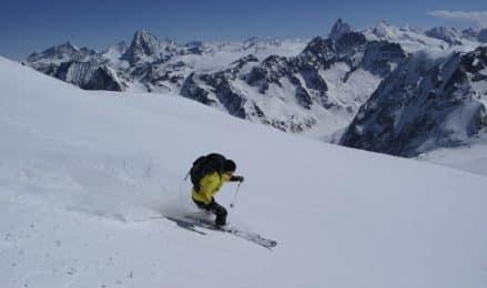 Mount Elbrus ski touring trip, Caucasus Mountains