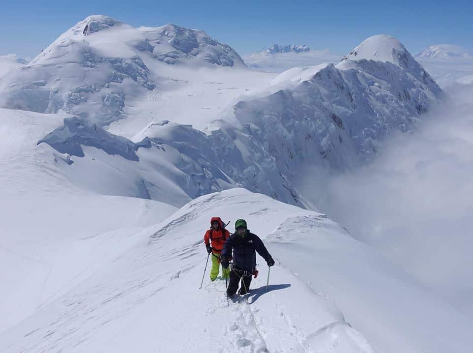 Cathedral Glacier Basecamp ski mountaineering week