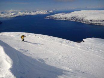 Tromso and Lapland ski touring week