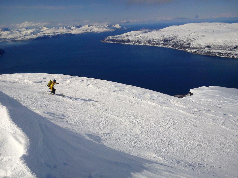 Tromso and Lapland ski touring week, Scandinavian countries