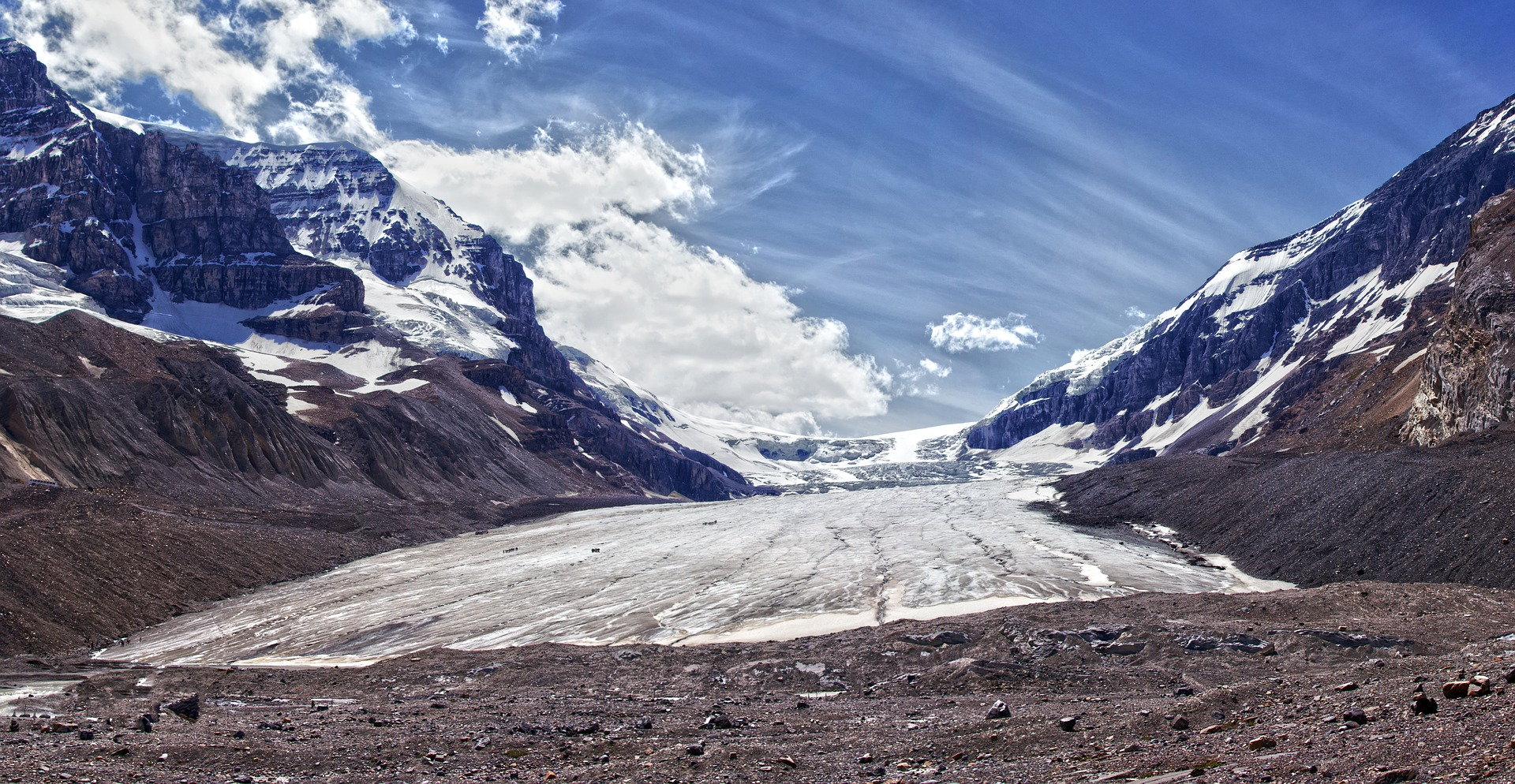 4 day guided glacier trekking tour in Canada