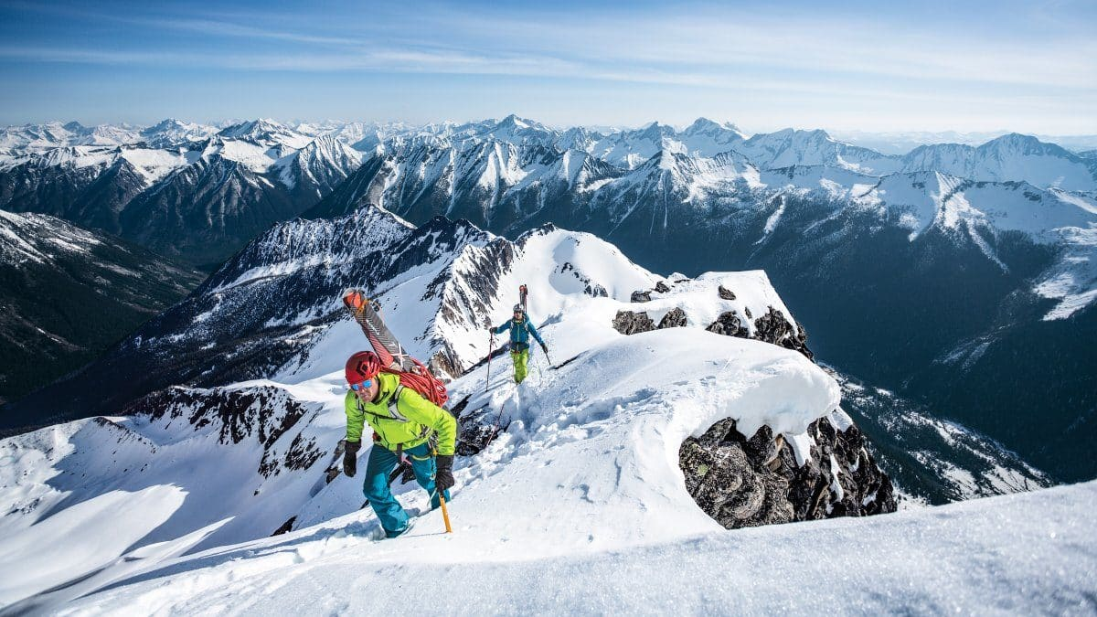 Top 5 High Altitude Peaks for Ski Mountaineering