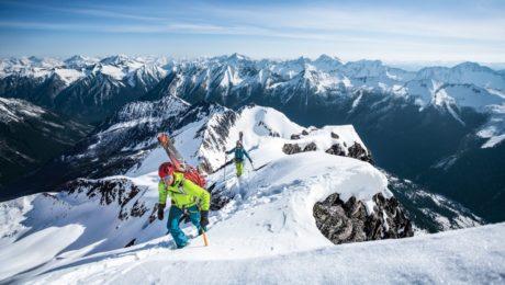 Top 5 High Altitude Peaks for Ski Mountaineering