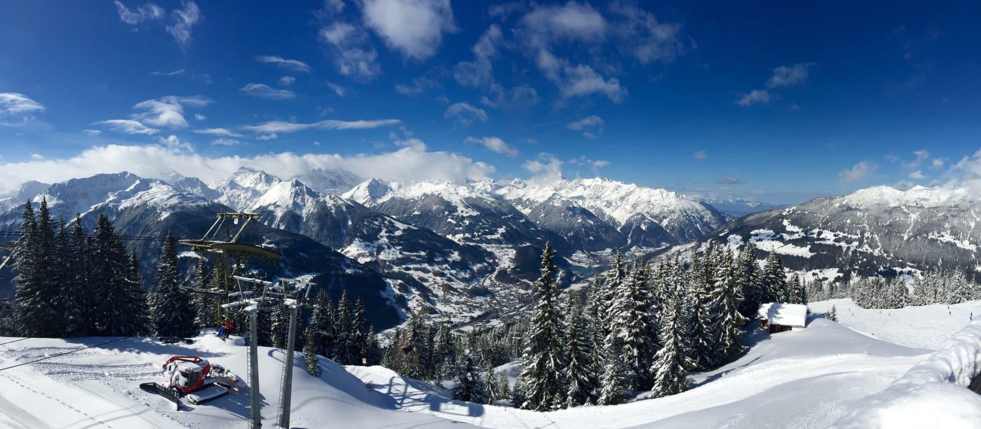 Silvretta Alps, 4 Day Guided Splitboarding Tour