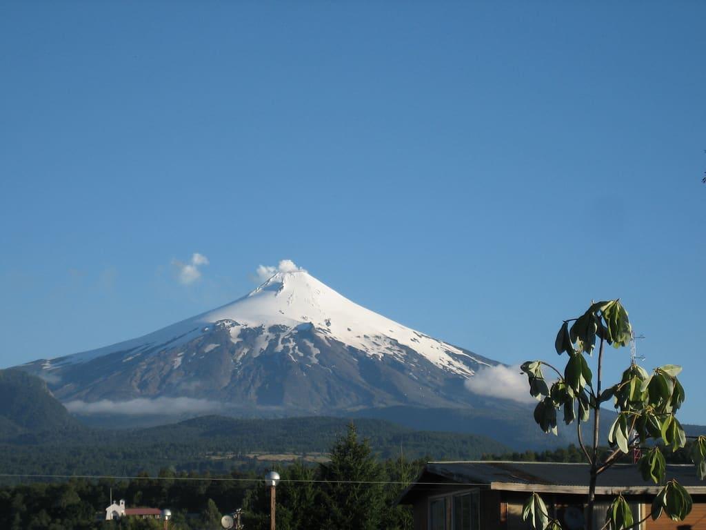 One day or more trad climbing course near Pucón
