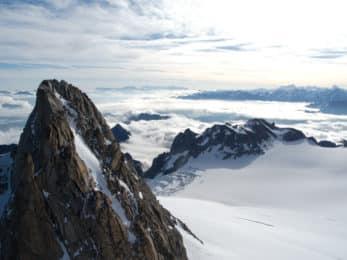 Aiguille du Tour ascent in 2 days