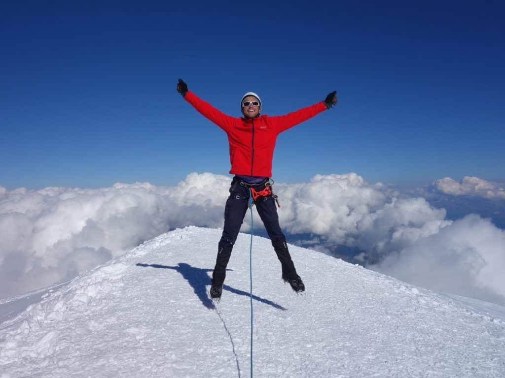 Mont Blanc 2-day climbing trip